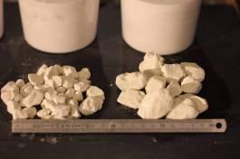 (photo 4) Gros diamètres (35 et 15 mm.)