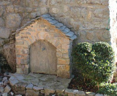 photo 8 : Petite fontaine